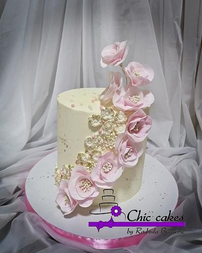 Birthday cake  - Cake by Radmila