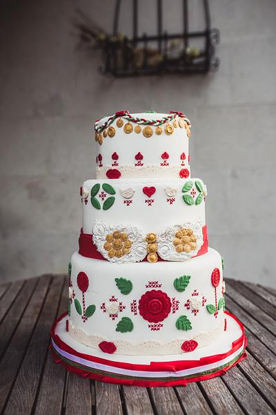 Bulgarian Cake - Cake by Planet Cakes Patisserie