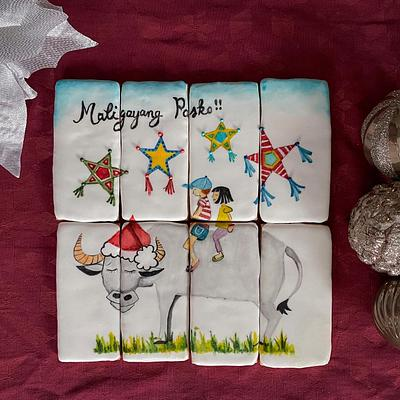 Christmas in Philippines - Cake by Phey