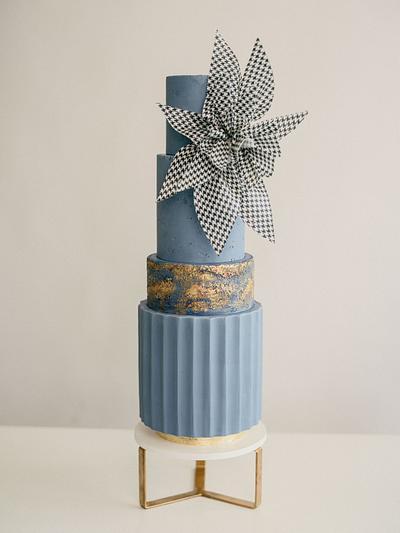 Modern wedding cake - Cake by Dmytrii Puga