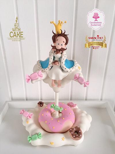 💕 König Ludwig 💕 - Cake by Carolinchens Zuckerwelt