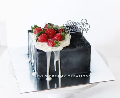 Birthday Cake - Cake by Urvi Zaveri