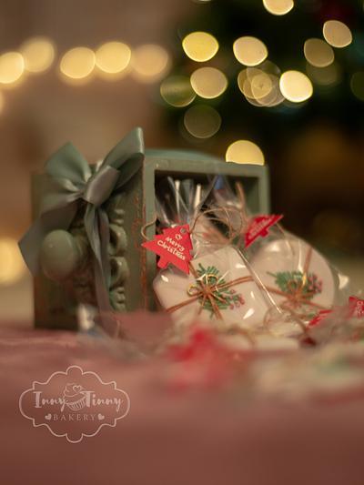 Christmas presents 🎁  - Cake by Inny Tinny