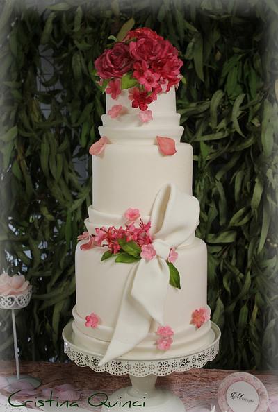 Cake spring - Cake by Cristina Quinci