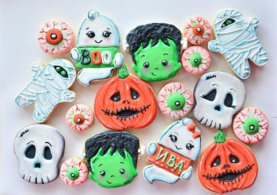 Halloween cookies - Cake by TortIva