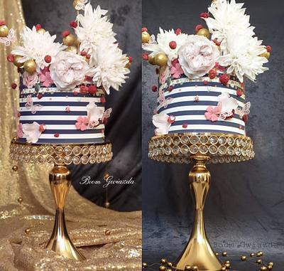 birthday cake - Cake by Justyna Rebisz