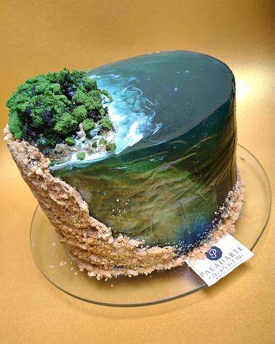 Island Cake - Cake by Paladarte El Salvador