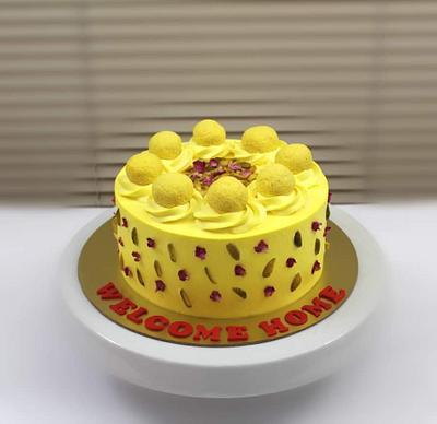 Rasamalai Cake - Cake by Shilpa Kerkar