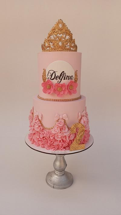 Princess - Cake by Gabriela Scollo