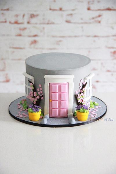 Home Sweet Home  - Cake by Signature Cake By Shweta