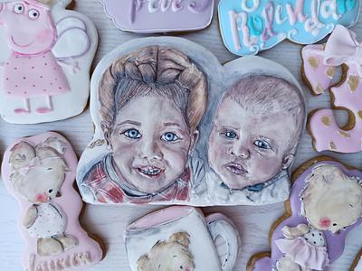Sweet birthday - Cake by Olivera Vlah