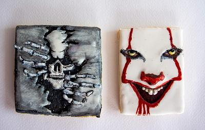 Horror cookies - Cake by TortIva