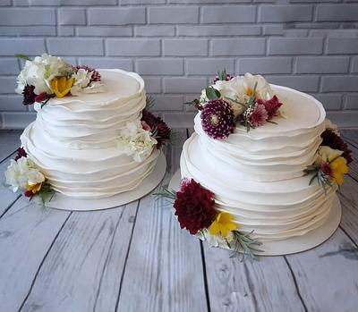 Wedding cake - Cake by Dijana