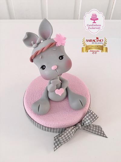 💕🐰 Osterhäschen 🐰💕 - Cake by Carolinchens Zuckerwelt