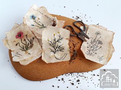 Herbarium - Cake by PUDING FARM