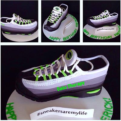 Nike AirMax Sneaker - Cake by Cake Therapy