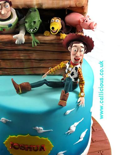 Toy Story Cake - Cake by Calli Creations