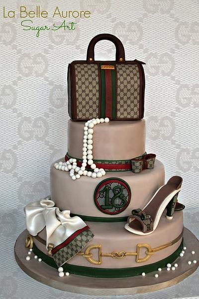Fashion - Cake by La Belle Aurore