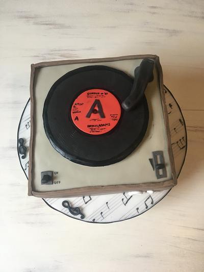 Summer of '69 - Cake by Liz