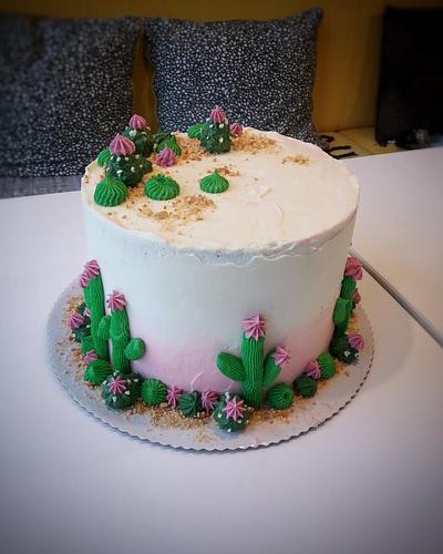 Birthday cake - Cake by Dijana