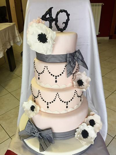 Torta compleanno - Cake by Dolcemi