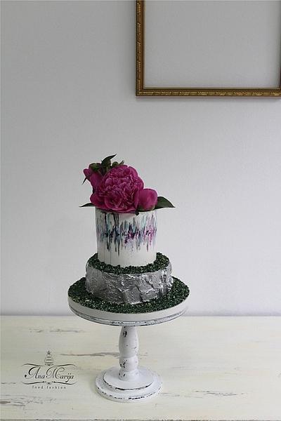 *Heart beat* - Cake by Ana Marija cakes