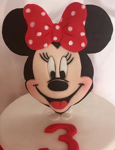 Minnie! - Cake by Dolcemi