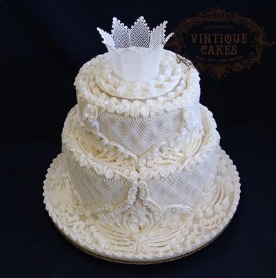 International Cake Show Australia show cake - Cake by Vintique Cakes (Anita)