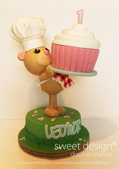 Sweet Chef - Cake by Madalena Dinis
