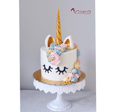 Unicorn cake - Cake by Naike Lanza