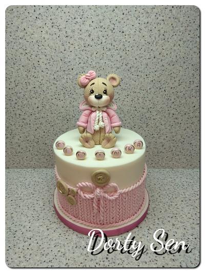 Sweet Teddy bear - Cake by Alena Boháčová - Dorty Sen