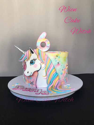 Unicorn cake - Cake by Leksandra