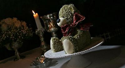 Bear Cake - Cake by Mónica Muñante Legua