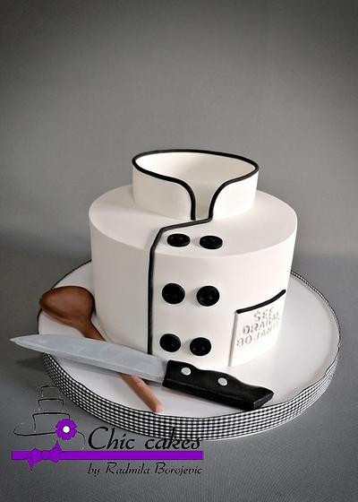 Chef cake - Cake by Radmila