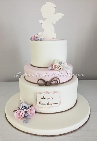 La mia prima Comunione - Cake by graziastellina