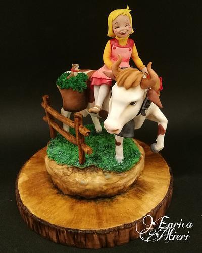 Sui monti con annette - Cake by Enryaltieri