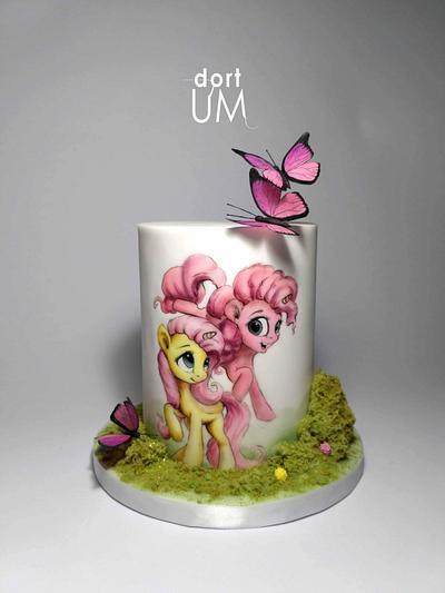 Unicorns - Cake by dortUM