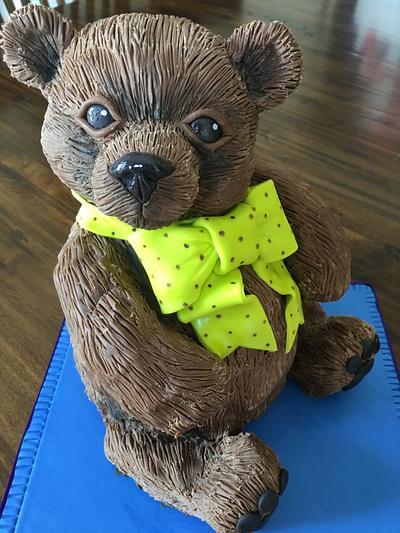 Teddy - Cake by Kim