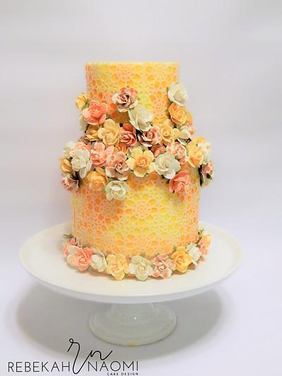 Summer - Cake by Rebekah Naomi Cake Design