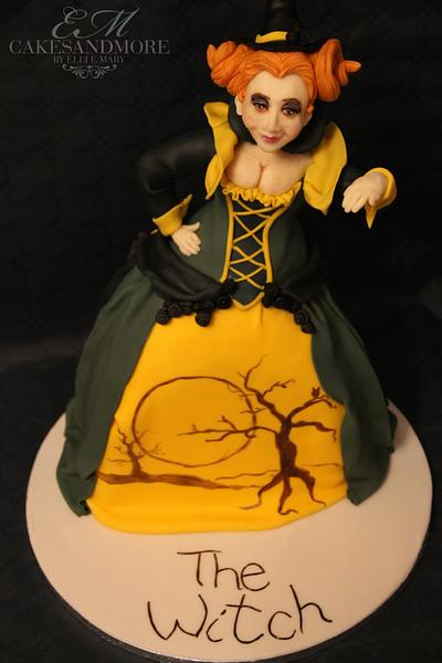 The Witch - Cake by Elli & Mary