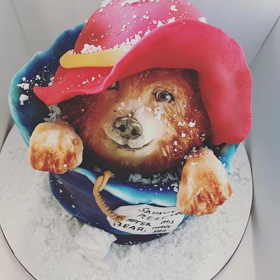 Paddington cake - Cake by Dominique Ballard