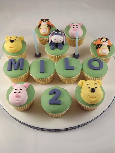 Milo - Cake by Sam