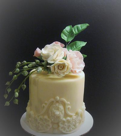 For the Princess - Cake by Mona