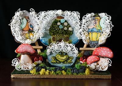 Fairy tales - Cake by Oli Ivanova
