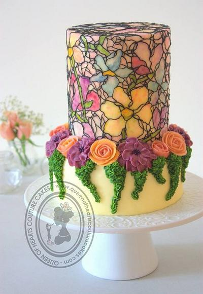 Dainty - Cake by Queen of Hearts Couture Cakes