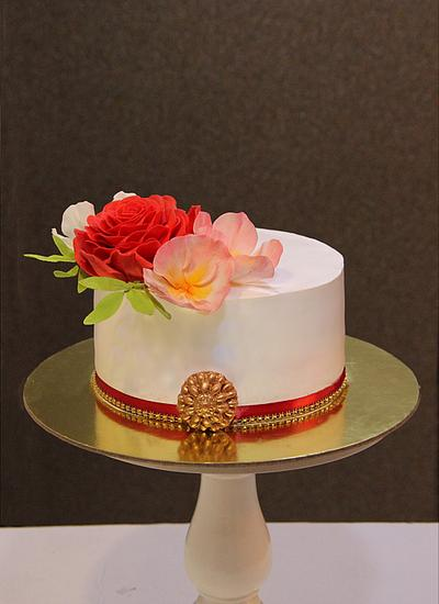 Fresh Cream Cake  - Cake by Signature Cake By Shweta
