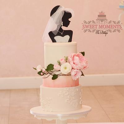 """Bride To be """" - Cake by Sweet Moments The Boutique"""