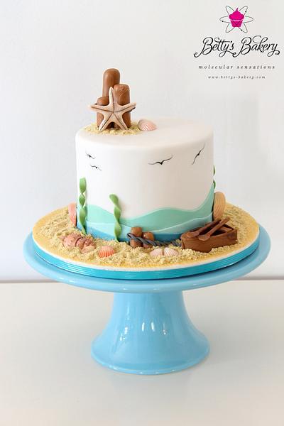 """Summer Love"" - Cake by Betty's Bakery (molecular sensations)"