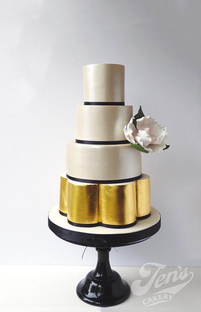 Marlene - Cake by Jen's Cakery