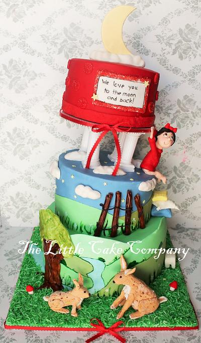 Guess how much I love you - Cake by The Little Cake Company